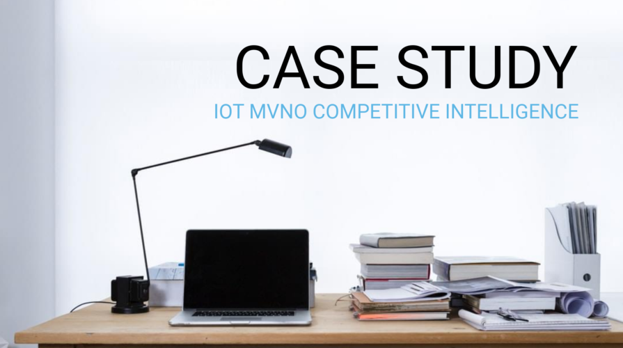 IoT MVNO Competitive Intelligence